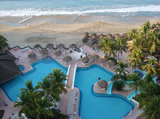 Sunscape Dorado Pacifico Ixtapa: View from room 2017