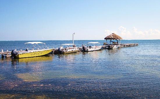 El Pescador Resort: El Pescador Boats