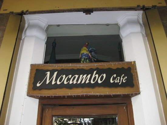 Mocambo Cafe: Steaks to die for!
