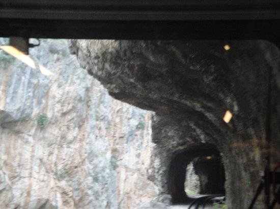 Vouraikos Canyon - Cog Railway: η διαδρομη