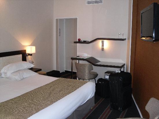 Hotel Doisy: camera