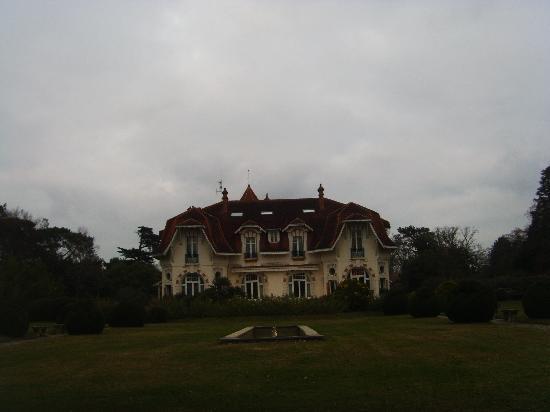 Le Chateau du Clair de Lune: castillo