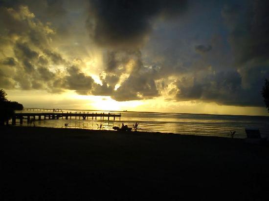 Laguna Beach Resort: Beautiful sunrise