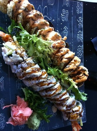 Shinto Japanese Steakhouse & Sushi Lounge