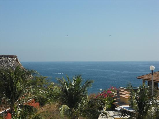 Quinta Lili: Ocean view from suite