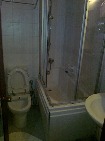 Kilim Hotel : bathroom