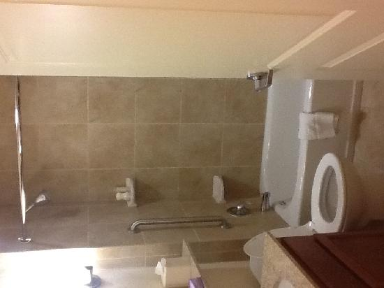 TownePlace Suites Tucson Airport: Bathroom