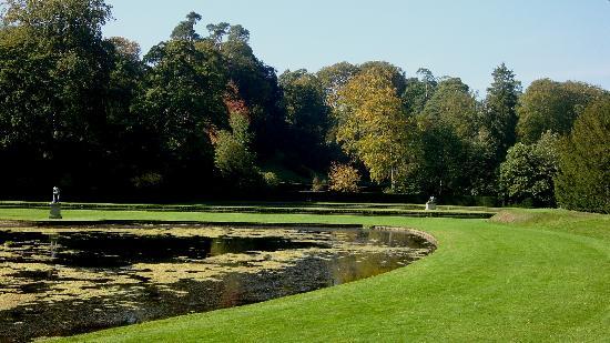 Fountains Abbey and Studley Royal Water Garden: Garden