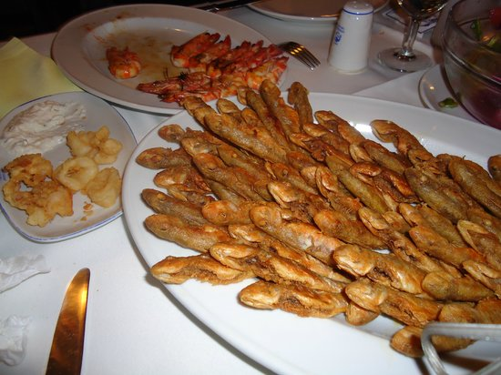 Kazim Usta Restaurant: delicious