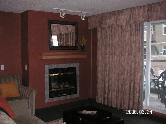 Windtower Lodge & Suites : Sitting Room