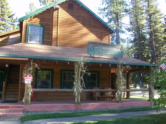 Camp Richardson Resort: General Store