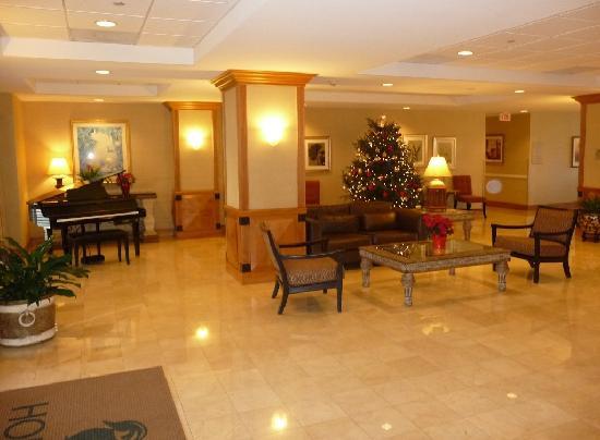 Homewood Suites Miami-Airport / Blue Lagoon: Lobby