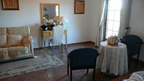 Hotel El Curro: Habitación