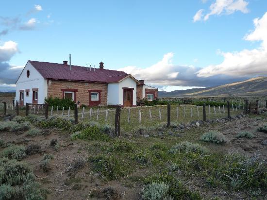 Perito Moreno, Argentine : Ea Menelik - el casco