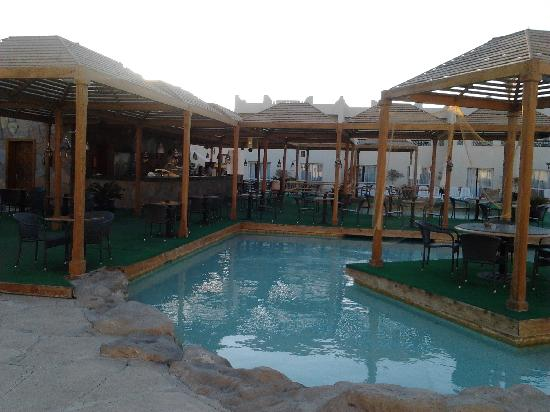 Reef Oasis Beach Resort : uno dei mille snack-bar point