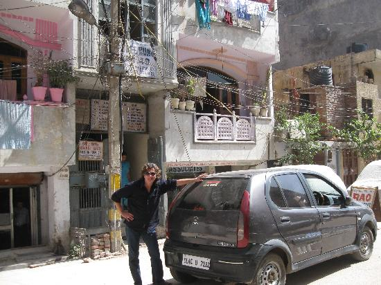 Tourist Drivers India: The start of the journey to Rishikesh