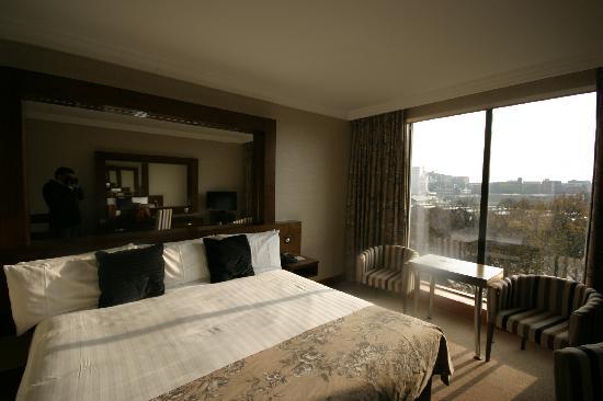 Standard double room photo de ashling hotel dublin for Chambre hote dublin