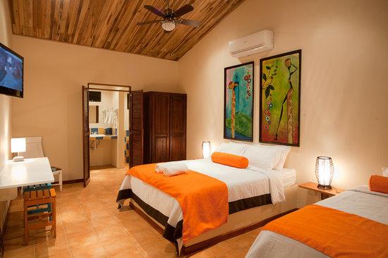 Hotel Pasatiempo: Deluxe room number 23