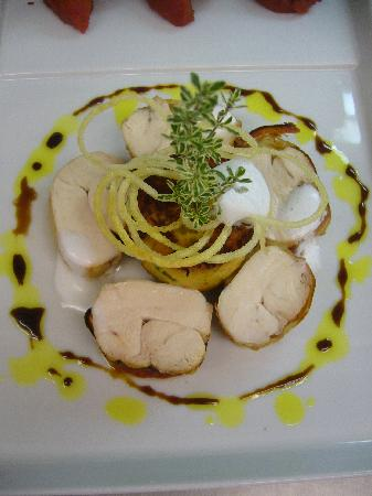 Hotel Kirnbacher Hof: Chicken