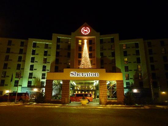 Sheraton Madison Hotel Christmas