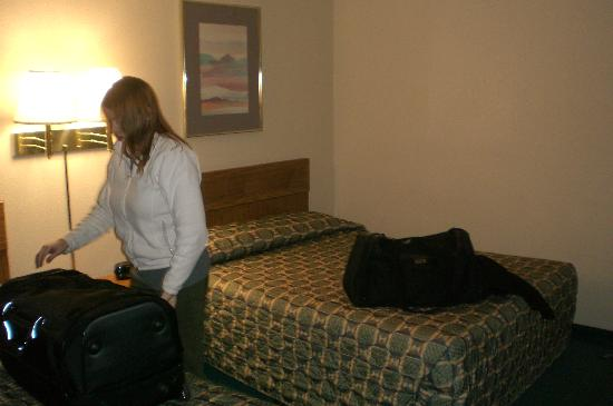 Highland Country Inn: Beds
