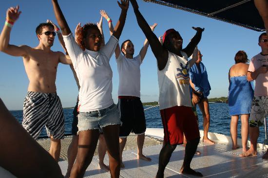 Pro excursions Bayahibe: jessie