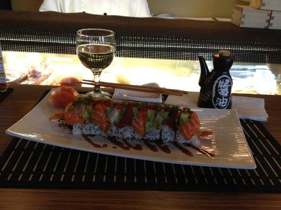 Kikaku Sushi Bar: sushi