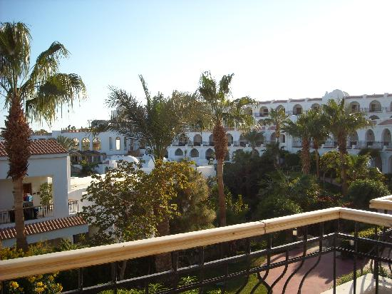 Savoy Sharm El Sheikh: View from balcony