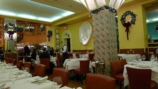 Arte Restaurant Nyc