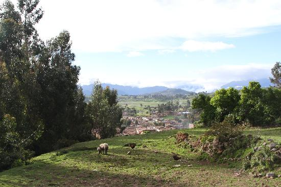 La Casa de Barro Lodge & Restaurant : Just about every corner you turn, majestic views.