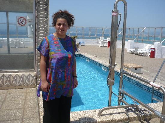 Blue Sea Arenal Tower: super piscine 1m sur 2,5m