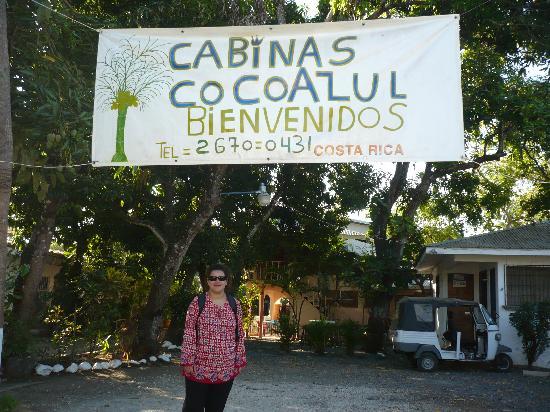 Cabinas Coco Azul: bienvenu