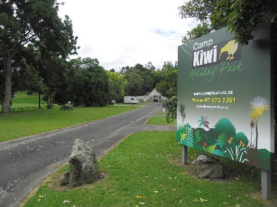 Camp Kiwi Holiday Park: Camp Kiwi