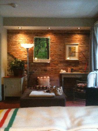 Auberge Place D'Armes: Room 22