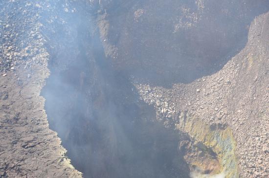Gray Line Nicaragua: Crater of Masaya Volcano
