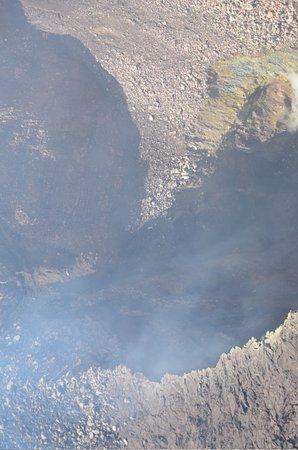 Gray Line Nicaragua : Crater of Masaya Volcano
