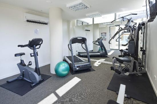 The Sebel South Brisbane: Gym