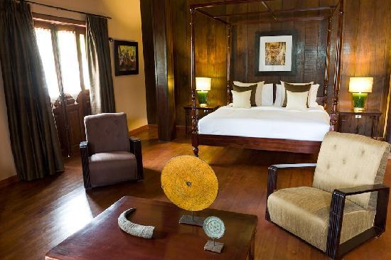 The SAMAR Villa & Spa Resort: la suite Pierre Lotti