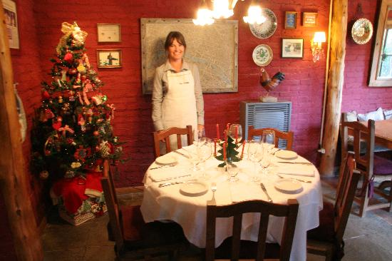 Chez Philippe : Navidad