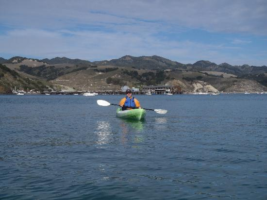 Avila Beach Paddlesports: Kayaking in San Luis Bay