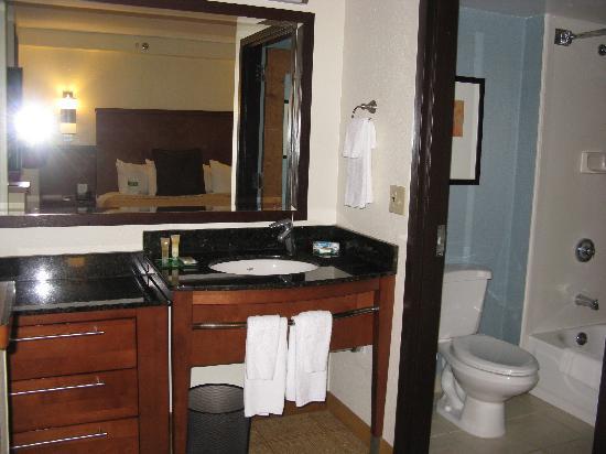 Hyatt Place Boston/Medford : Medford Hyatt Place Vanity