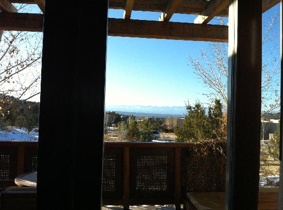 Four Seasons Resort Rancho Encantado Santa Fe: View from room