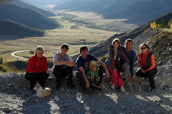 Altai Mountains: Horse riding tour
