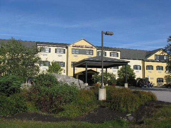 Freeport Comfort Suites