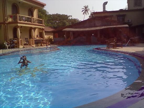 Resort Terra Paraiso: At the Terra Paraiso Pool