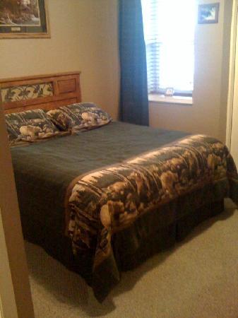 McKinley View B&B: Bedroom