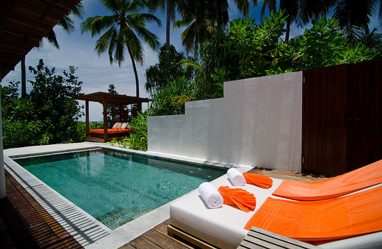 Jumeirah Dhevanafushi: Beach Revive Pool