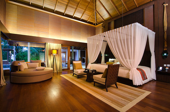 Jumeirah Dhevanafushi: Island Revive Bedroom