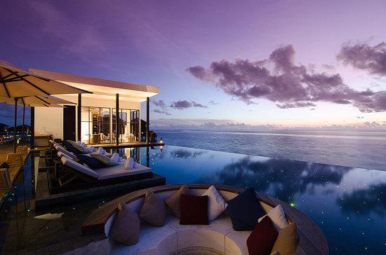 Dhevanafushi Maldives Luxury Resort Managed by AccorHotels: Johara Sunset