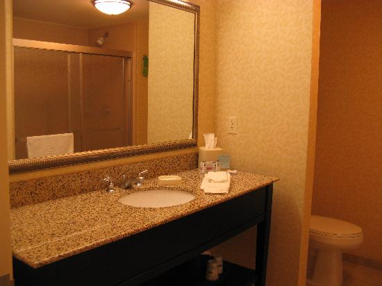 Hampton Inn Ellsworth / Bar Harbor: Ellsworth Hampton Bath